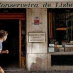 Магазин консерв Conserveira de Lisboa. Фото Patrícia De Melo Moreira