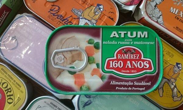 Португальские консервы или история с хорошим тунцом