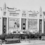 Новое здание Teatro Eden, 1937 год. Фото Estúdio Mário Novais