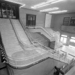 Интерьер нового здания Teatro Eden, 1937 год. Фото Estúdio Mário Novais