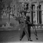 Театральная сцена, Teatro Eden, 1914 год. Фото AML