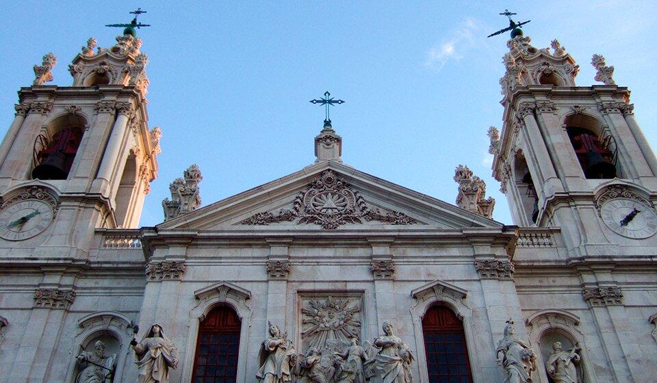 Basílica da Estrela, Лиссабон