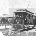 Открытие первого трамвая в Лиссабоне, 1901. Фото CML