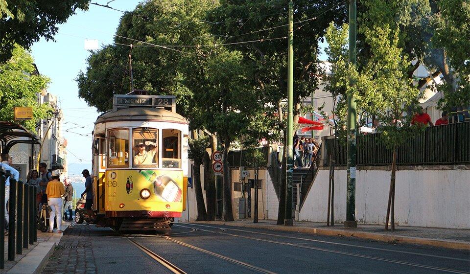 Трамвай 28E
