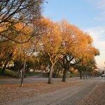 Осень в столице Португалии