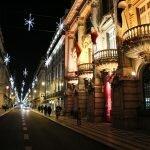 Рождественское оформление города