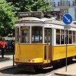 Остановка трамвая Praça Luís de Camões